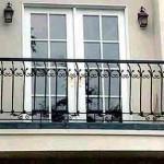 balcony grilles