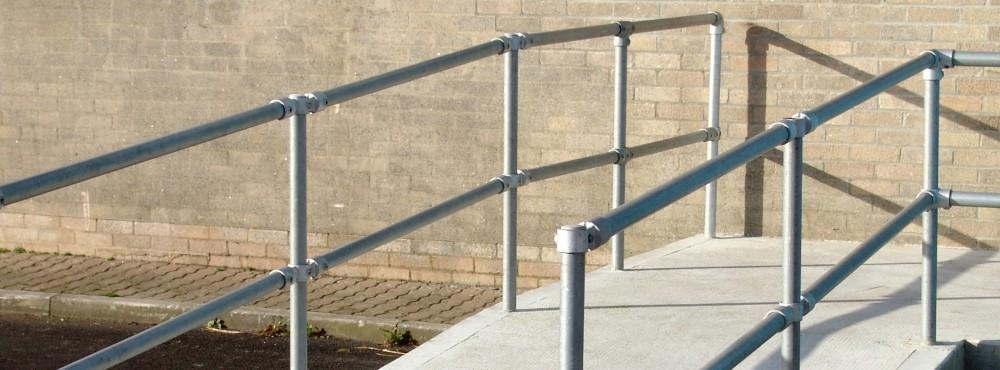 Tube clamp railings 2