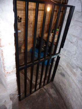 Cellar Security Gate