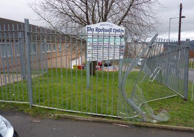 Perimeter Fencing Repair