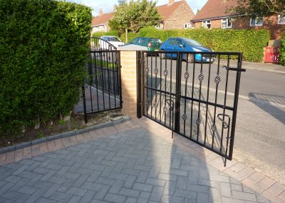 Bi-Folding Gate, Single Gates & Wall Railings In Horsforth
