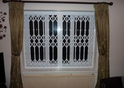 Sliding Window Grilles