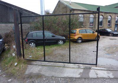 Weldmesh Gate