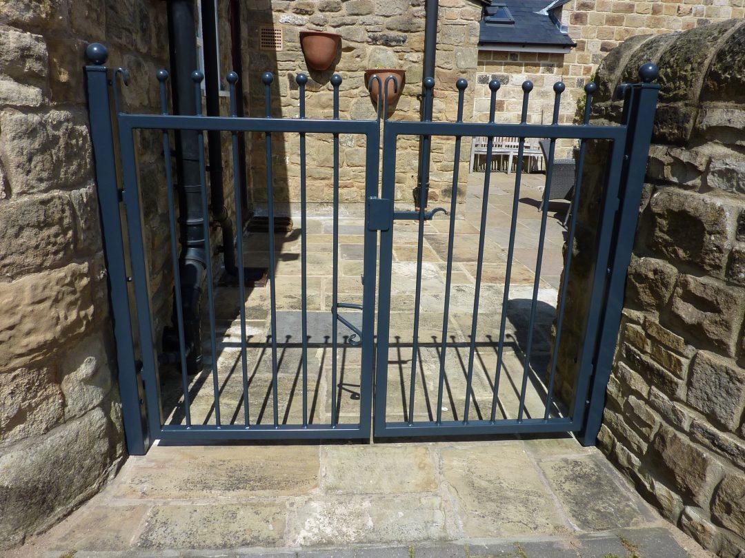 North Leeds Gates