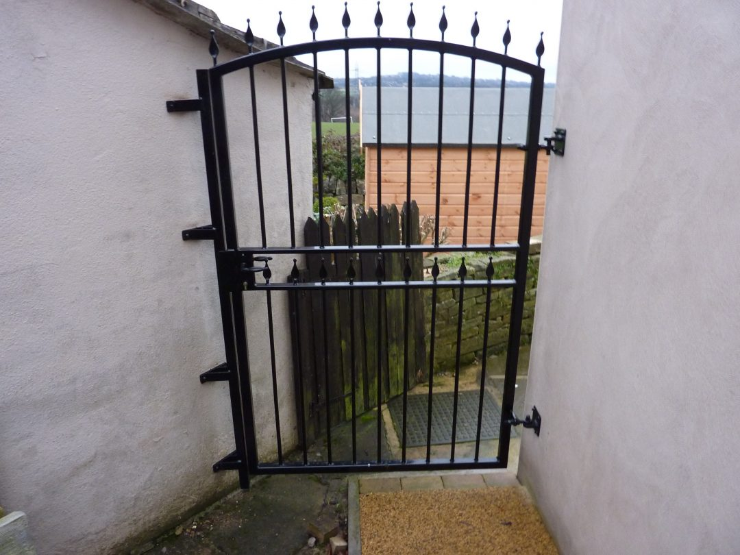 Double Gate and Security Grilles In Thackley