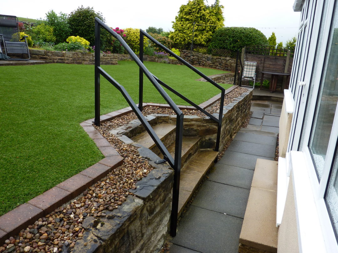 Handrails in Baildon