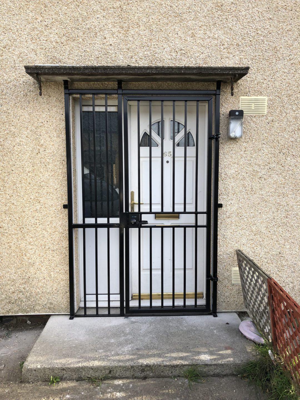 Security Door Grilles In BD5