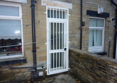 Door Grille & Wall Railing In BD4