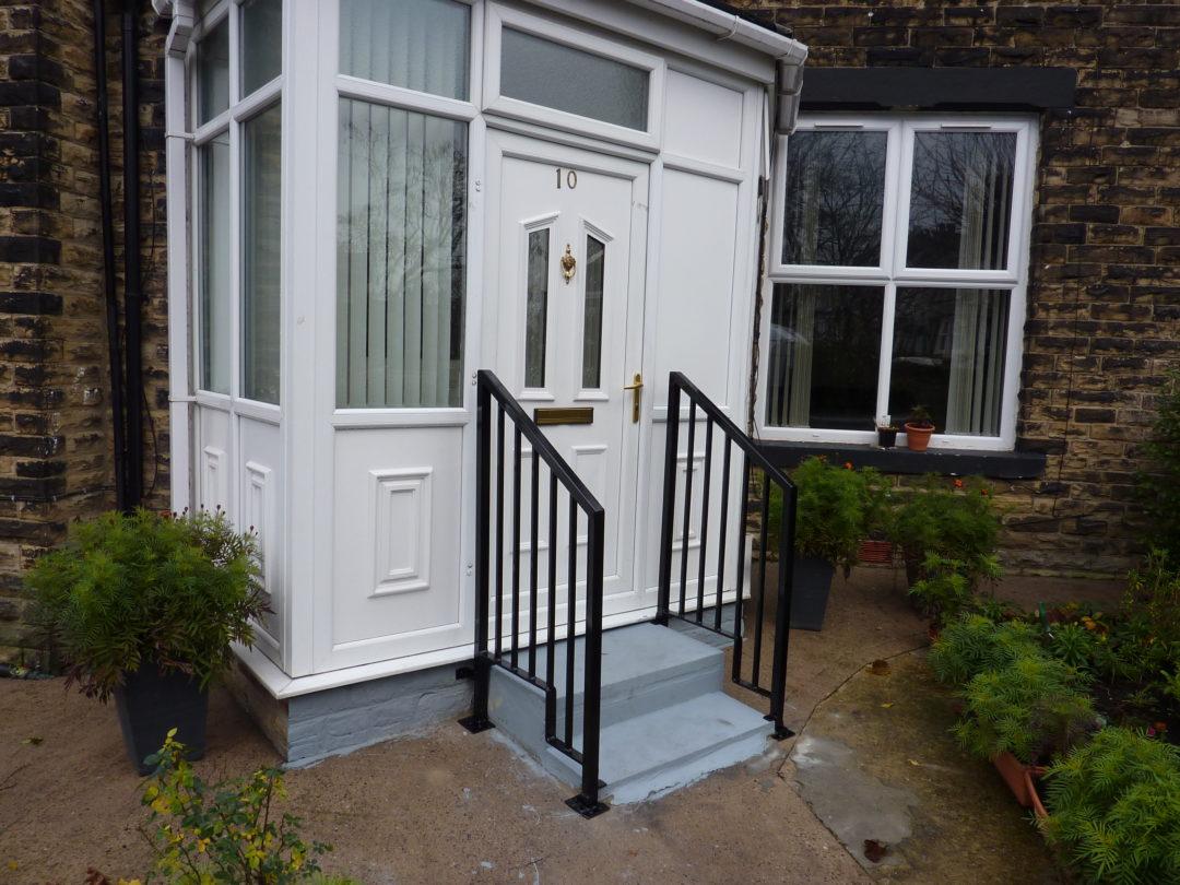 Door Step Handrail In BD3