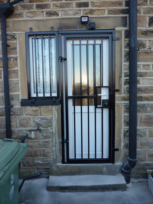 Door & Window Grille In Tyersal
