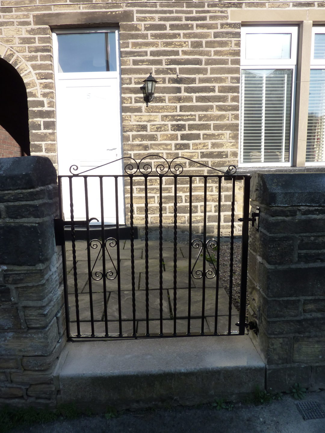 Single Gate In BD12