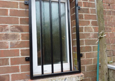 Window Grilles In BD6