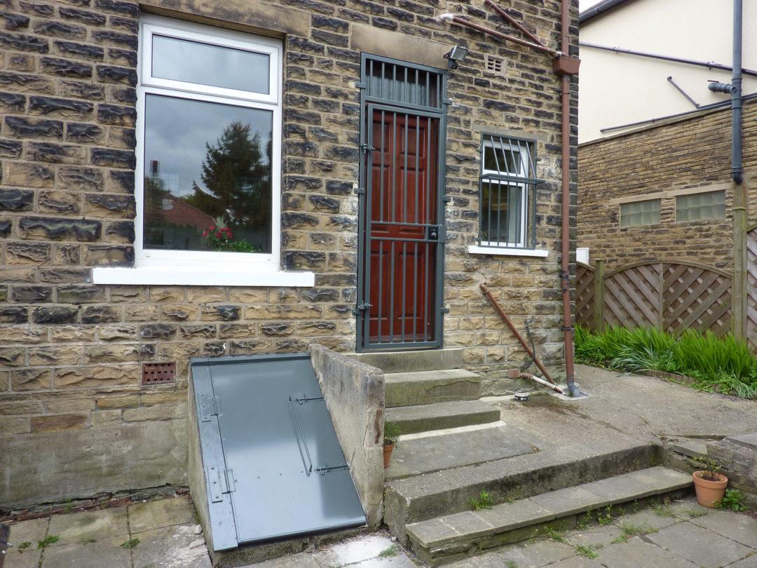 Door & Window Grilles In BD7