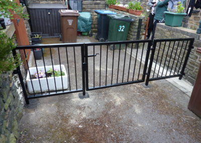 Gate, Railing & Handrail In Haworth