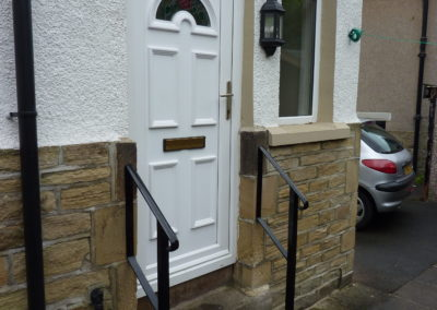 Doorstep Handrail In BD16
