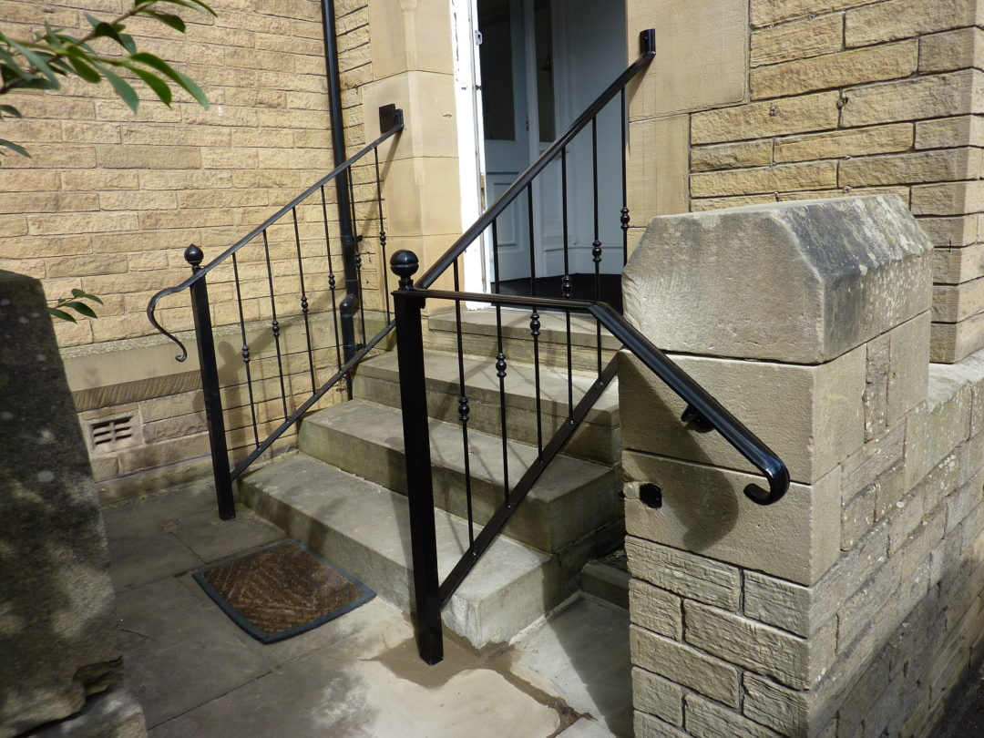 Door Step Handrail In Mirfield