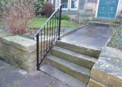 Handrails In Clayton