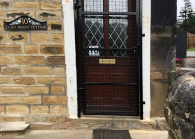 Door Grille In Batley