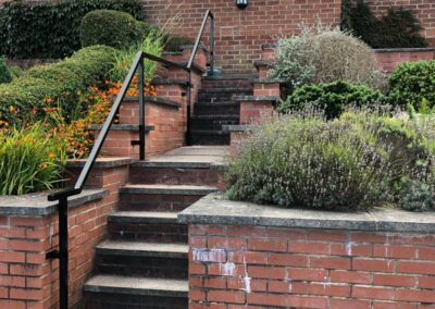 Handrail To Steps In BD7