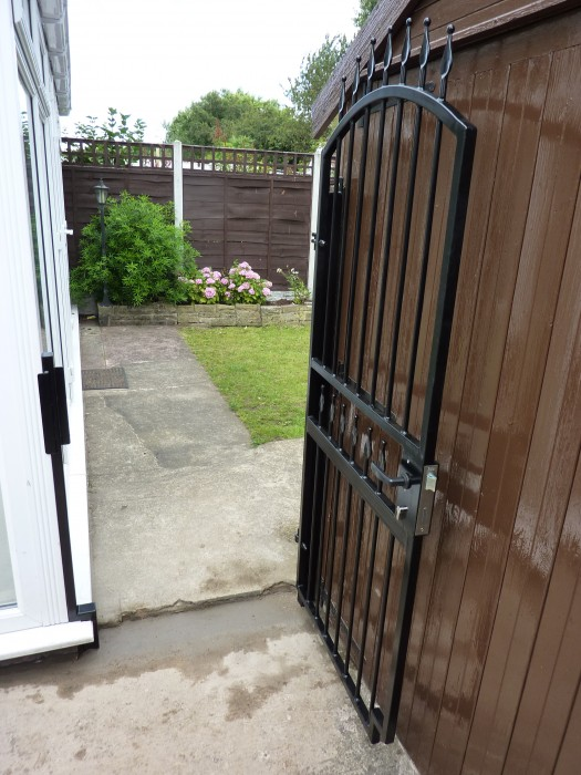 Jamie Gate Open