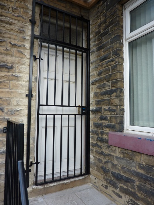 Security Door Grille 2