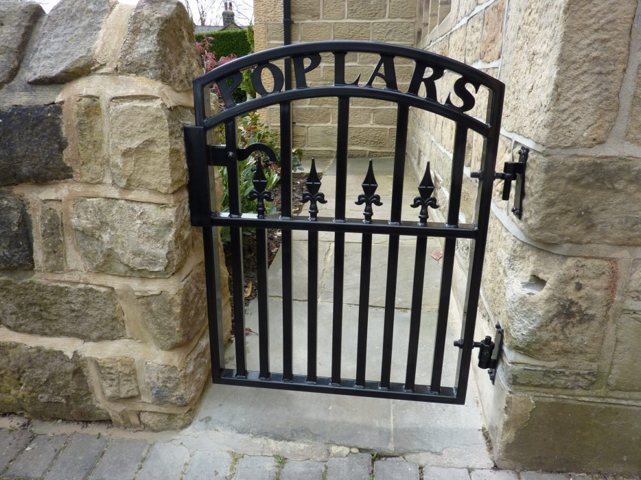 New Gate Closed